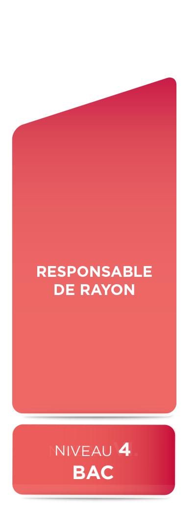 E2M • Responsable de rayon (niveau 4)