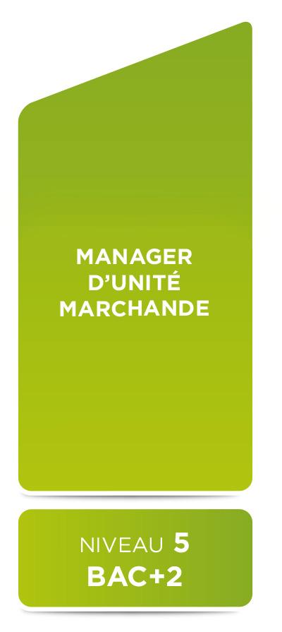 E2M • Manager d'unité marchande BAC+2